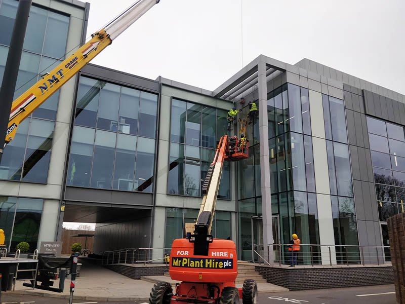 Dynamic Access Commercial Glazing Services JPG 001