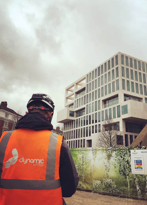 Dynamic Access Commercial Glazing Services Industrial Abseiling JPG 003